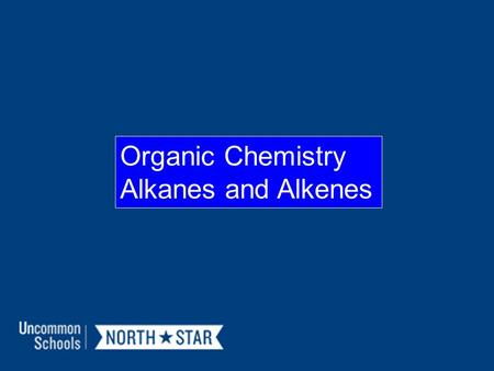 Organic Chemistry Alkanes and Alkenes. Pure Hydrocarbons Because the main use of hydrocarbons is as a fuel there is no point in going to the effort to.