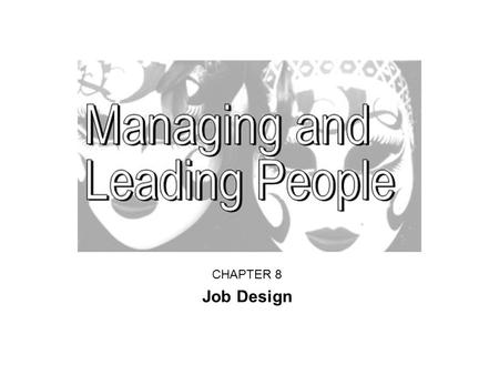 job redesign essay Disclaimer: this essay has been submitted by a student this is not an example of the work written by our professional essay writers any opinions, findings.