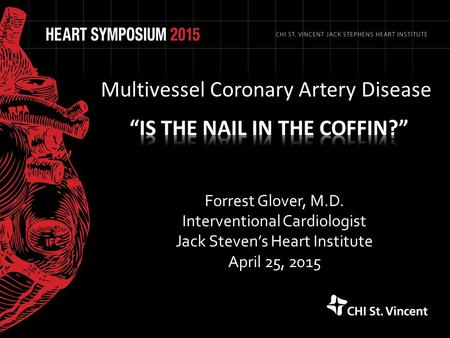 Multivessel Coronary Artery Disease