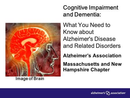 an overview of alzheimers disease and related disorders association in the us