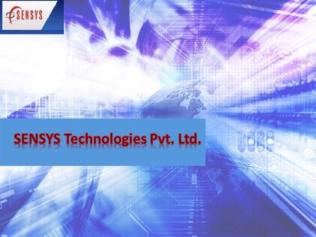 Sensys Technologies Pvt. Ltd. is an eminent software development company in HR, Finance & Taxation arena. The company has been striving to meet modern.