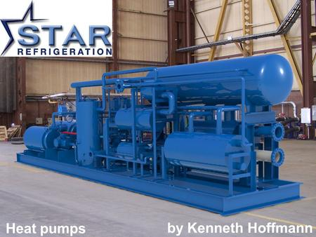 00 Heat pumps by Kenneth Hoffmann. Why NH 3 Heat pump? NH 3 Heat Pump sizes Case stories CO 2 Heat Pump NH 3 Heat Pump applications NH 3 Heat Pump sizes.