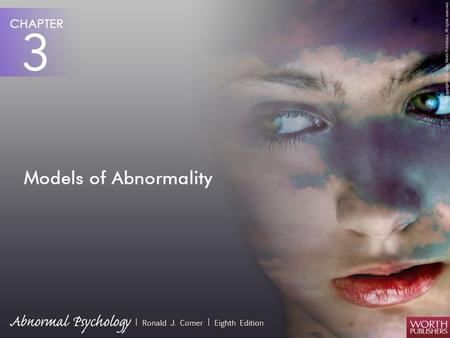 biological and psychodynamic models abnormality The biological model of abnormality also known as the medical model abnormal behaviour is caused by biological processes disorders of the brain and nervous system .
