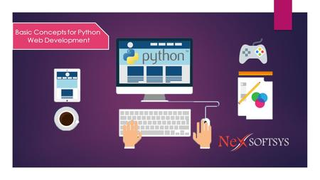 Basic Concepts for Python Web Development. What Does Make Python Different Batter Software QA Developer Productivity Advance Program Portability Support.