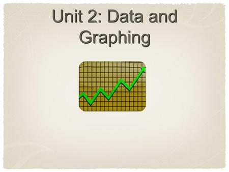 Unit 2: Data and Graphing. 5.1 Collect and Organize Data p. 94-8 Introduction: Quick Review Objective: Learn how to collect data by using surveys and.