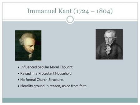 an analysis of immanuel kants interesting ethical system of reasoning Social contract thought has always contained multiple and mutually conflicting lines of argument the minimalist contractarianism so influential today represents the weaker of two main constellations of claims.