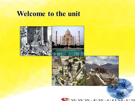 Welcome to the unit. Answer Questions Do you like traveling? Why? Where have you been? Will you please tell us something about your trip? The May Day.
