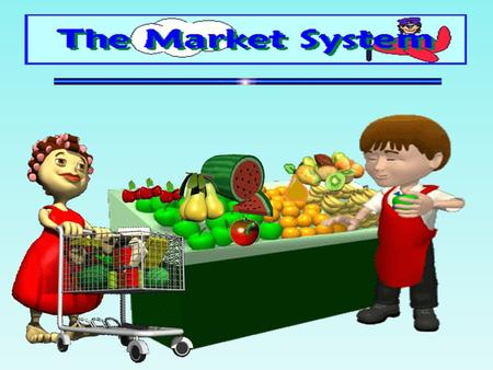 market systems in allocating societal resources Cost effectiveness and resource allocation2003 1:4  them to productive work  and reduces the economic, social, and psychological burdens of their  and, the  purpose of the health care system is to promote people's health.