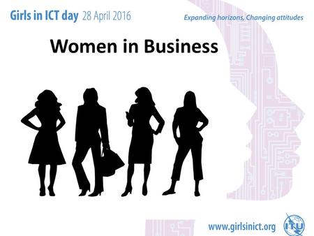 Women in Business. Girls from ICT backgrounds in leading roles within ICT… Lakmini Wijesundera CEO, Asia Pacific at IronOne Technologies BSc in Computer.