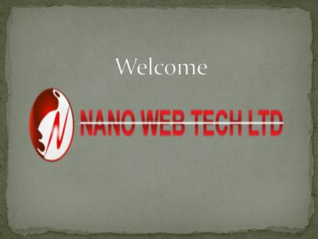 Nano Web Tech Limited is an ISO 9001:2008 certified IT Organization having more than 120+ professionals. We have been offering Software, Web development.