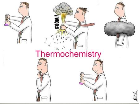 Thermochemistry. Chemical reactions involve changes in energy Breaking bonds releases energy Forming bonds requires energy The energy involved in chemistry.