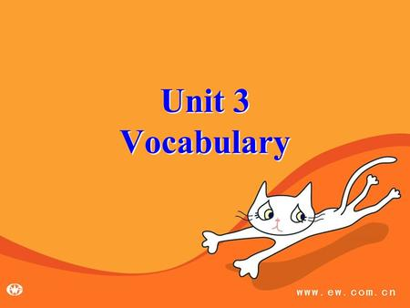 Unit 3 Vocabulary. Complete the short passage written by Sigmund. Dear Millie: Thank you very much for your letter. I hope I can offer you some useful.