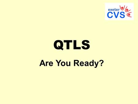 QTLS Are You Ready?. Initial Teacher Training: Equipping our Teachers for the Future DfES Policy Document published in 2004 (England) including proposals.