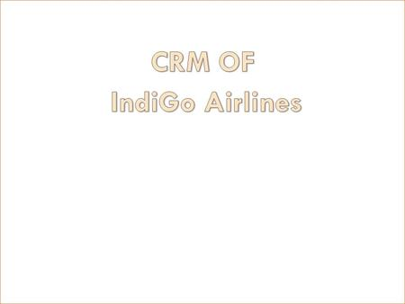 About Indigo  IndiGo commenced operations on 4 August 2006.  Zoomtra.com is an authorized partner of Indigo Airlines.  Highly profitable and fastest.