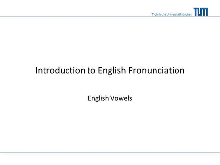 an introduction to english phonetics and Phonetics is the scientific study of sounds used in language- how the sounds are produced, how they are transferred from the speaker to the hearer and how they are heard and perceived the sounds of language provides an accessible, general introduction to phonetics with a special emphasis on english.