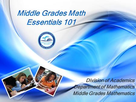  Core Mathematics Classes  Intensive Mathematics Classes  2015-2016 Pacing Guides  FSA Item Specifications and other resources  Supplemental Resources/Websites.