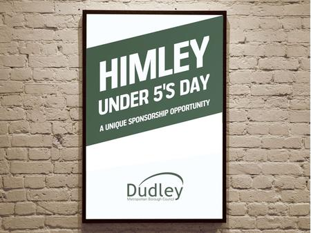 Himley under 5's day Himley under 5's day is one of the most eagerly anticipated dates in the calendar for young children and their families. Every year.