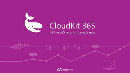 CloudKit 365 Office 365 reporting made easy. Acceleratio Ltd. is a software development company based in Zagreb, Croatia, founded in 2009. Acceleratio.