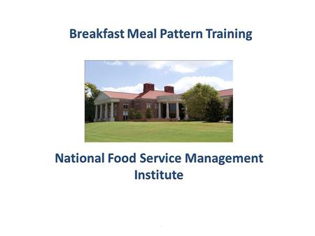 ..  meals/policy Place an identifier at the top of the page. Use the same identifier when you complete the Post Assessment.
