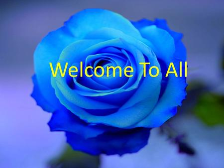 Welcome To All. Identity Mst.Arifa Khatun Assistant Teacher (English) Chand Sultana Secondary Girls School Kushtia Sadar, Kushtia Class: Nine Subject:English(English.