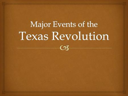   1st battle between the Texan colonists and Mexican troops over a small cannon.  Citizens of Gonzales would not give up a cannon that had been given.