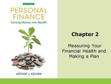 2-1 Measuring Your Financial Health and Making a Plan.