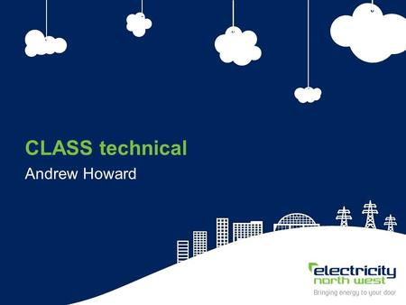 1 CLASS technical Andrew Howard. 2 Back to school for a moment… This fundamental relationship is at the heart of CLASS But how will it change over time.