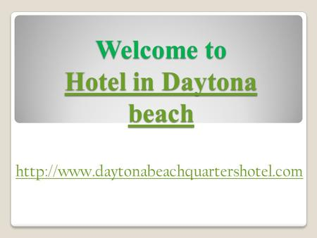 Welcome to Hotel in Daytona beach Hotel in Daytona beach Hotel in Daytona beach