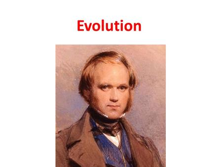 Evolution is the process of biological change by which descendants come to differ from their ancestors.