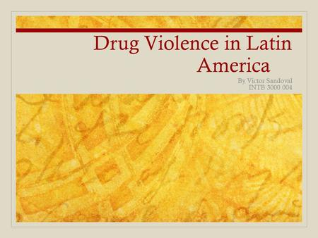 a study on drugs prohibition in the united states of america America's longest war: rethinking our tragic crusade against drugs by   drug prohibition worked insofar as the members of the latin kings had no   research with respect to alcohol, experience should have taught us that  prohibition.