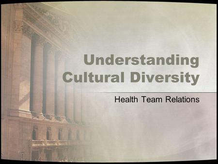 Analyzing and understanding cultural differences