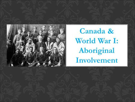 canadian involvement in foreign wars essay In 1923, the canadian-american agreement concerning fishing rights in the northern pacific ocean was signed by the canadian government without britain¶s involvement also, canada signed the treaty of versailles in 1919 as one of the countries which had helped win the war over germany.