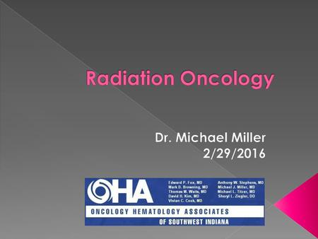 " Multidisciplinary Effort › Surgery › Radiation › Systemic Rx (chemo, ""drugs"")"