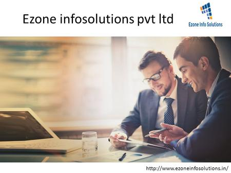 Ezone infosolutions pvt ltd