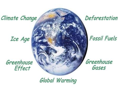 What is global warming? Global warming or climate change is the gradual increase of the average temperature of the Earth The average temperature of the.