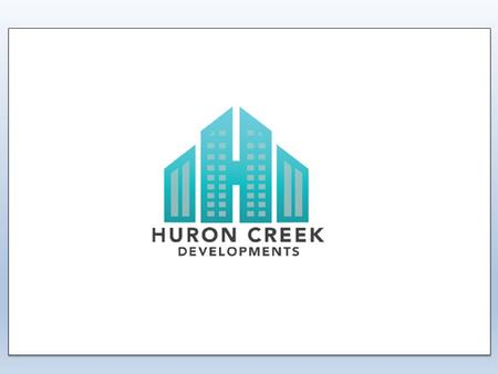 Who We Are Huron Creek Developments is a recognized leader in innovation of new home construction and community excellence. Over the last 25 years, The.