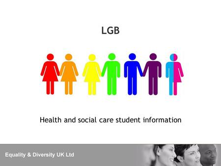 LGB Health and social care student information. Ethnicity and Abuse Lesbians and gay men from BME populations are more likely to experience physical abuse.