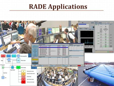 Industrial Control Engineering Session 1 Introduction  What is RADE  Technology  Palette  Tools  Template  Combined Example  How to get RADE 