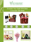 Surprise Your Staff With Best Corporate Gift Ideas.