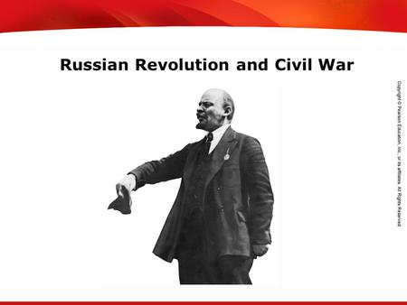 TEKS 8C: Calculate percent composition and empirical and molecular formulas. Russian Revolution and Civil War.