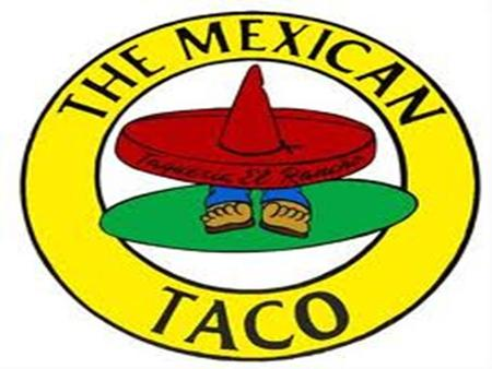 THE TACO is a traditional Mexican dish composed of a corn or wheat tortilla folded or rolled around a filling. Made with a variety of fillings, including.