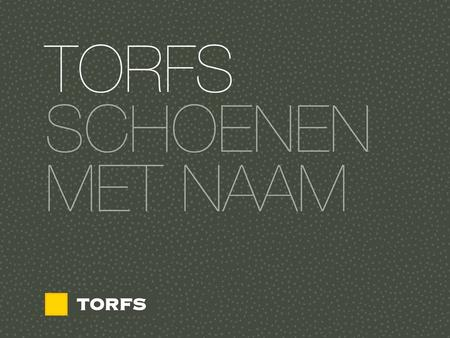 Schoenen Torfs…. Introduction Family company °1948, third generation 75 shops Doubled turnover 2007/2013 6* Great Place to Work 10* Best Shoe Store: