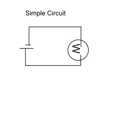 W Simple Circuit. Lesson 5: Electrical Circuits Prelab: 1) What is a circuit? __________________________________________________________________ 2)
