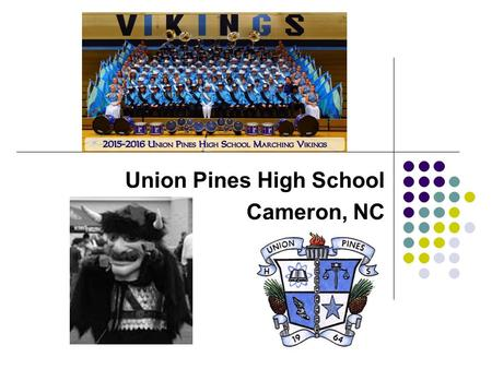 Union Pines High School Cameron, NC. Union Pines High School.