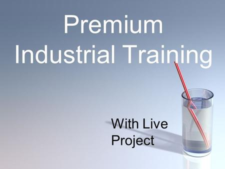Premium Industrial Training With Live Project. Our Technologies 1..NET 2. JAVA 3. PHP 4. ANDROID 5. EMBEDDED SYSTEMS 6. TELECOM SOFTWARES.