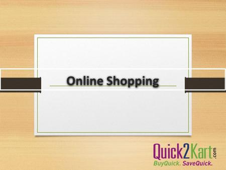 Online Shopping. Introduction Online shopping is a form of electronic commerce whereby consumers directly buy goods or services from a seller over the.