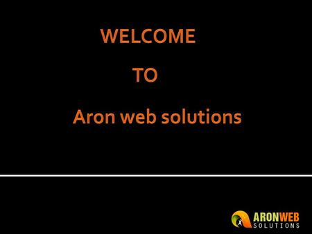 Aron Web Solutions is a fully dedicated IT company serving clients all over the globe. Our company was established 4 years back with a vision to provide.