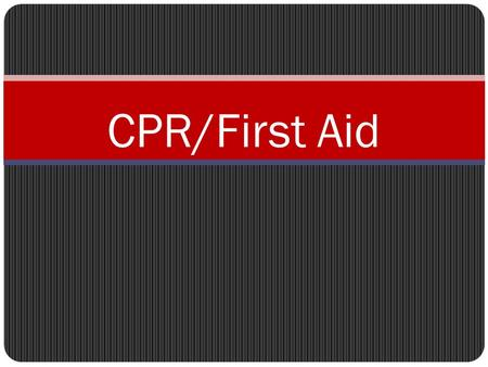 CPR/First Aid. Cost of CPR If you want to be CPR certified by the American Heart Association the cost is $7. You will be certified for two years in Adult.