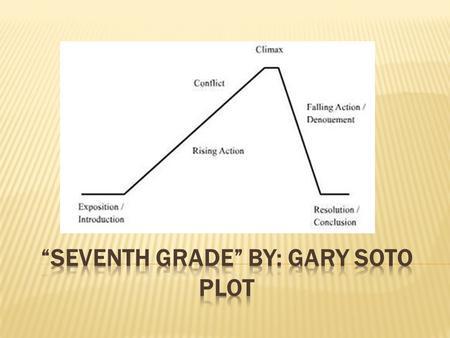 Gary soto 1996 essay