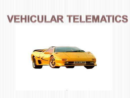 "Telematics derived from the Greek words ""Tele"" and ""matos"", Tele means (far away) and matos means (derivative of Greek word machinari), Combinedly telematics."